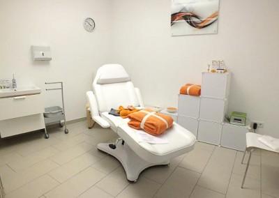 Fachpraxis für Podologie Schüttauf -Behandlungsraum 2