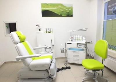 Fachpraxis für Podologie Schüttauf - Behandlungsraum